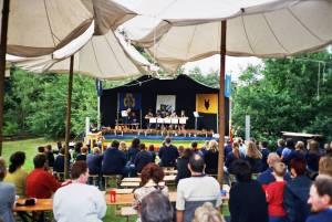 Einweihung Pfadfinderzentrum Kurpfalz