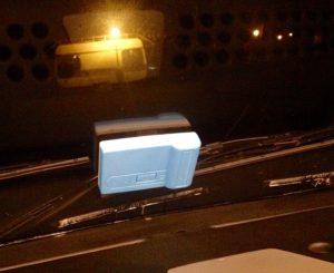 Enkeltval: skaffa en Go-box att sätta på vindrutan - eller håll dig borta från alla motorvägar!