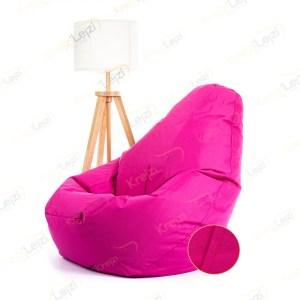 Lazy BAG JUMBO XXL Pink Šoteks ( 270×130 ) –  DOSTAVA JE BESPLATNA