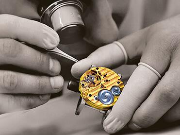 Batteriewechsel, Uhrbandwechsel, Service, Reparatur, Wartung aller Uhren Marken bei KREMO Salzburg