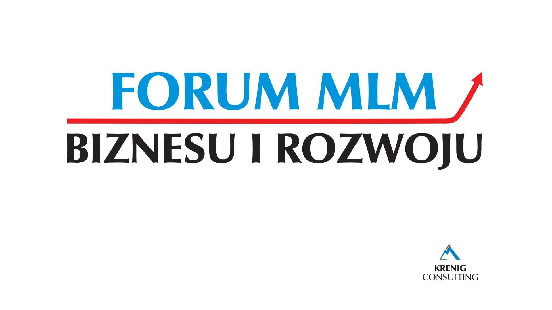 Zabezpieczony: Forum MLM – zapis konferencji