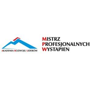 Szkolenie stacjonarne Mistrz Profesjonalnych Wystąpień 16-19.06.2021