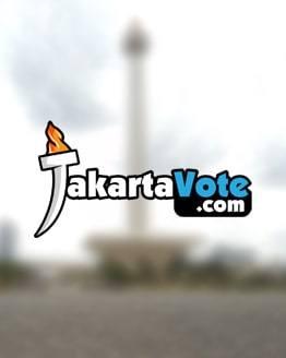 Jakarta Vote - ditulis oleh Krepito: Desain, Pembuatan Website, Jasa SEO dan Maintenance Website
