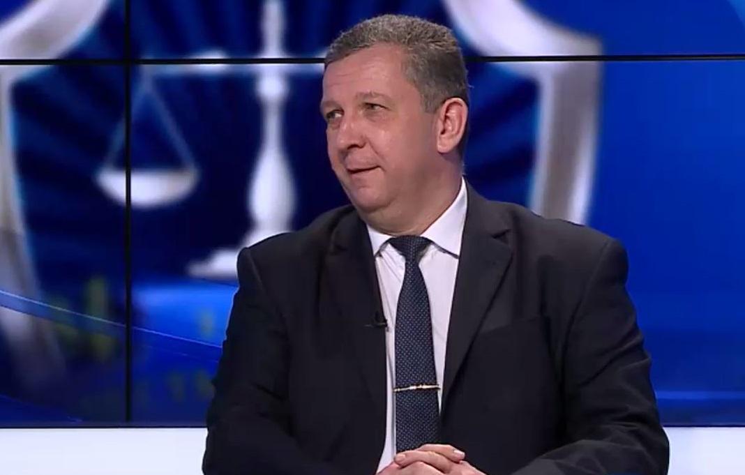 Ukraiński minister Andrij Rewa