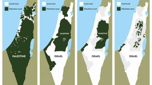 Znalezione obrazy dla zapytania ekspansja izraela
