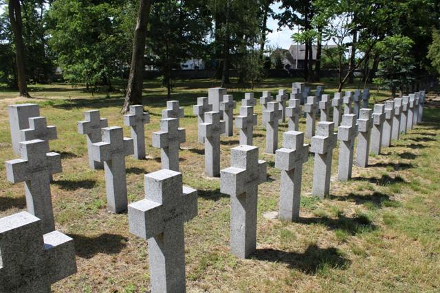 Cmentaż w Kobryniu