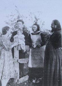 Rodzina Zajkowskiego, 1939 r.