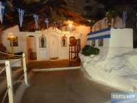 Kirche in Milatos-Höhle