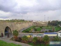 Stadtmauer mit der Martinengo-Bastion