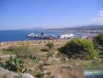 Hafen von Rethymno