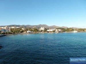 Strand von Ammoudi