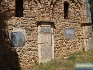 Antikes Baumaterial