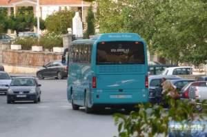 Linienbuss auf Kreta