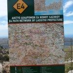 Karte Wanderweg