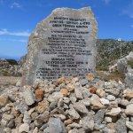 Text des Gedenkstein
