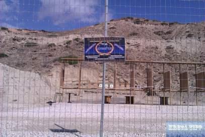 Schießstand Ierapetra