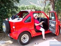 Mietwagen auf Kreta