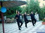 Kretische Folklore-Tänze