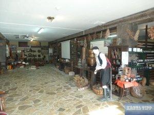 Verkaufsbereich von 'Biorama'