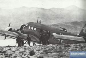 Ju-52 Maleme