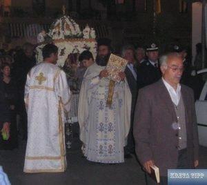 Karfreitags-Prozession