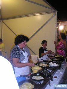 Traditionelle kretische und griechische Gerichte