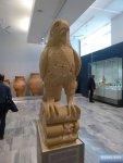Vögel aus dem Tempel des Zeus in Amnisos
