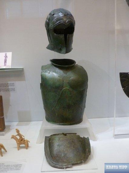 Bronze-Rüstung