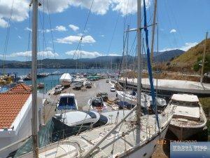 Yachthafen von Agios Nikolaos
