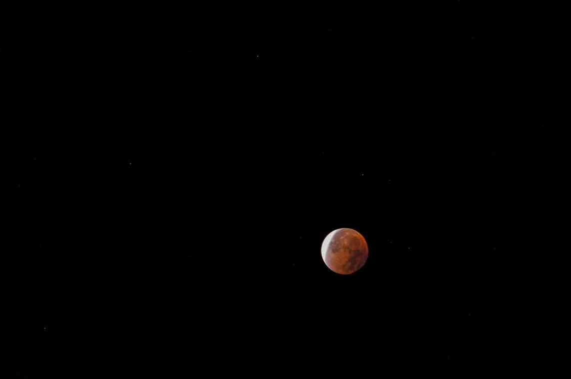 Lunar Ecplipse on 28.09.2015 and SuperMoon