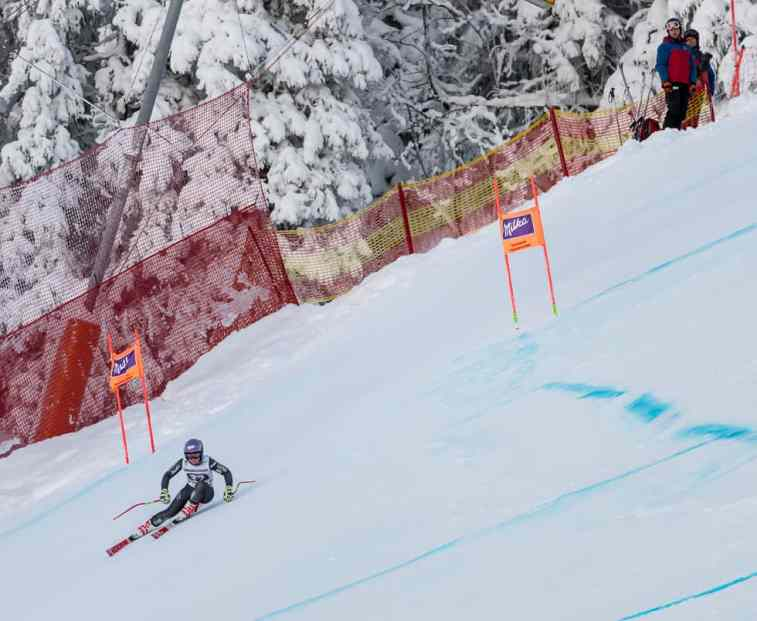 FIS World Cup Ladies' Downhill Garmisch-Partenkirchen 2017