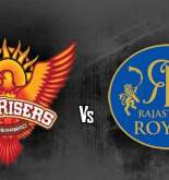 rr vs srh playing 11