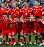 russian line up fifa world cup first match 2018