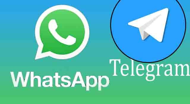how to transfer chat history from whatsapp to telegram in android or apple phone