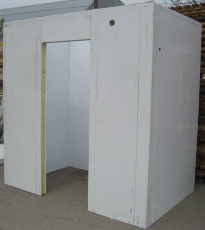 Sügavkülmkamber mõõdus 1500×3000×2500