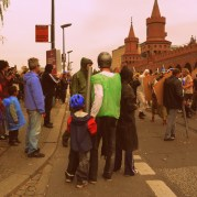 Another typical family Sunday in Kreuzberg