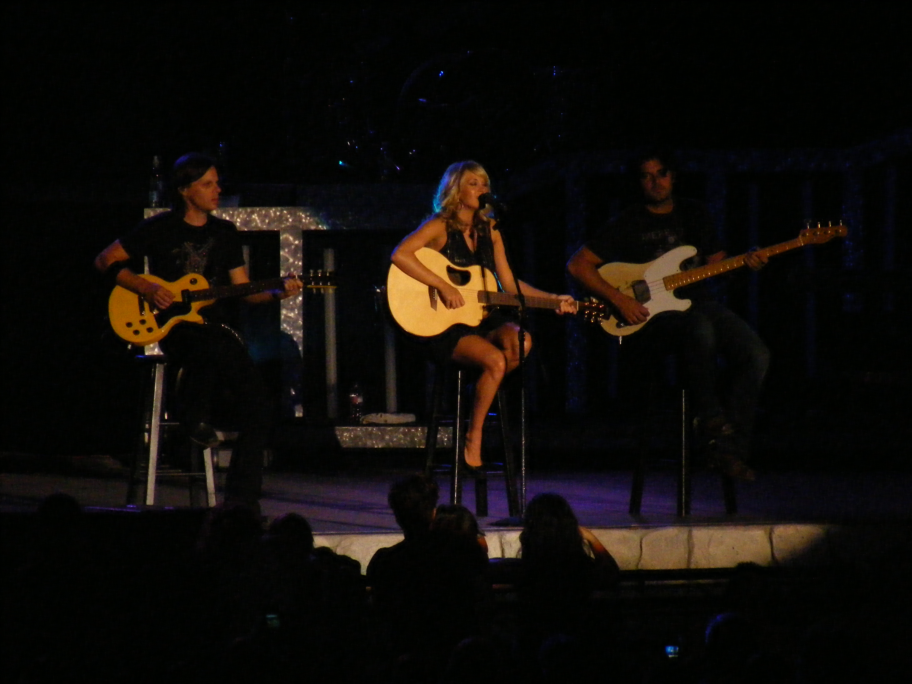 Carrie and the Band