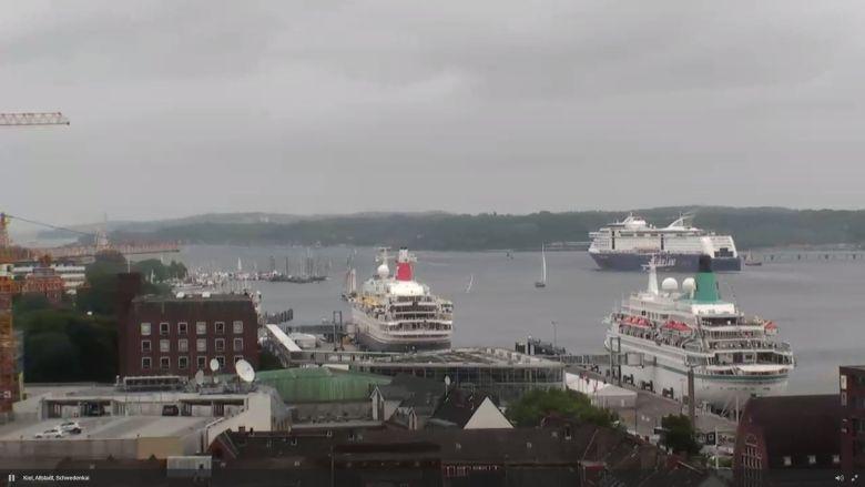 Kreuzfahrthafen Kiel Kreuzfahrt Begeistert Kreuzfahrtblog