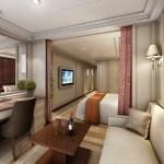 Regent Seven Seas Explorer Veranda Suite