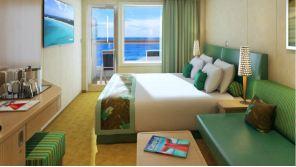 Carnival Cruise Line Carnival Horizon Cloud 9 Spa Balkonkabine
