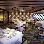 Regent Seven Seas ExplorerRestaurant Chartreuse Garden
