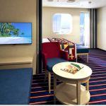 Carnival Cruise Line Carnival Horizon Familien Suite