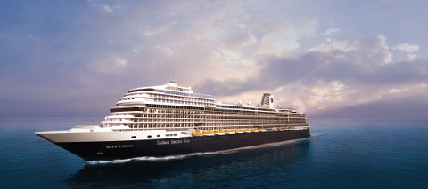 Holland America Line HAL MS Nieuw Statedam