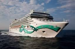 Norwegian Cruise Line NCL Norwegian jade Kreuzfahrt ab Hamburg