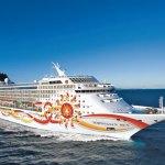 Norwegian Cruise Line NCL Norwegian Sun UEFA Euro 2016