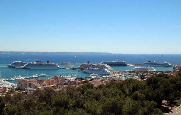 Palma de Mallorca Hafen Foto_ G. Alomar