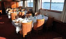 PLANTOURS Kreuzfahrten ms-sans-souci Das Restaurant auf dem Eems Deck