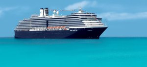 Holland America Line ms zuiderdam