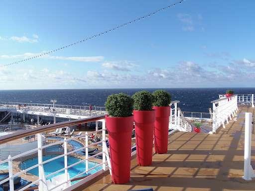 Reisebericht: Tui-Cruises Mein Schiff 2 - 1 Teil
