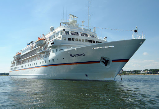MS Bremen verkauft
